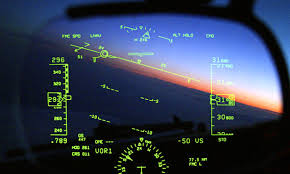 jet heads up display